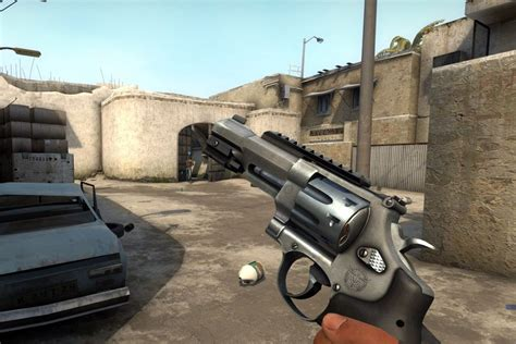 Counter-Strike: GO's new gun is causing some problems