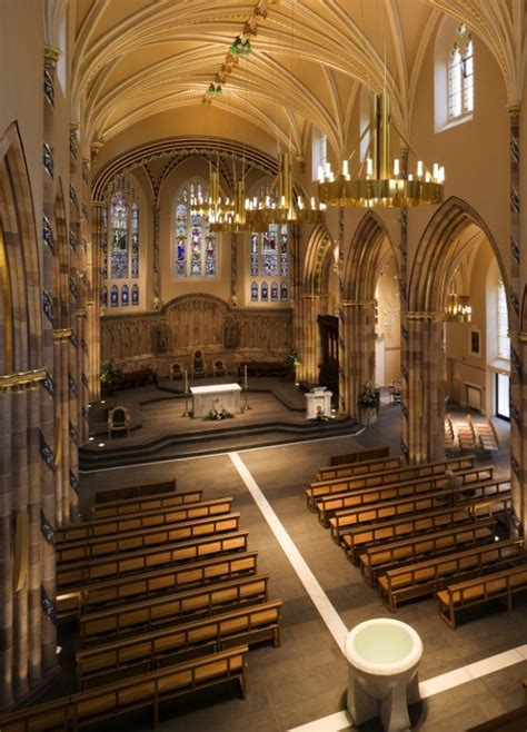 St Andrew's Cathedral : Historic Buildings & Conservation
