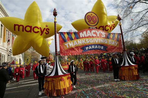 Macy's Thanksgiving Day Parade 2017 Live Stream: When