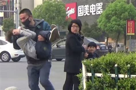 Kidnapping social experiment reveals reactions to child's