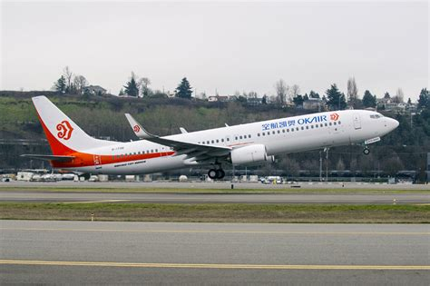 Okay Airways wird erster 737 MAX 9 Kunde in China