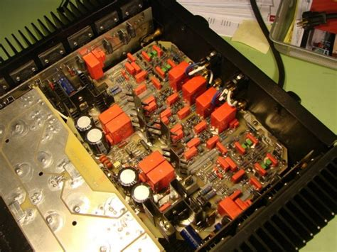 Audio Research D400 MKII Power Amplifier