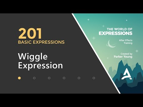 After Effects 101: Adding shake with the wiggle expression