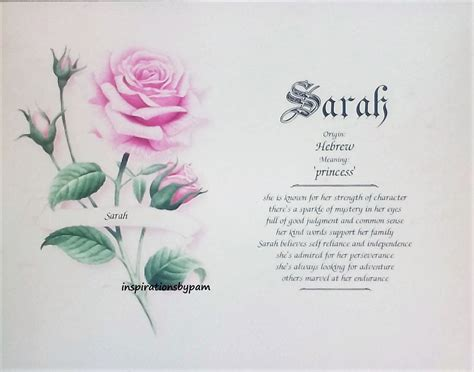 Personalized First Name Meaning Art Print-Name Meaning