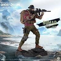 Tom Clancys Ghost Recon Breakpoint Nomad Figur