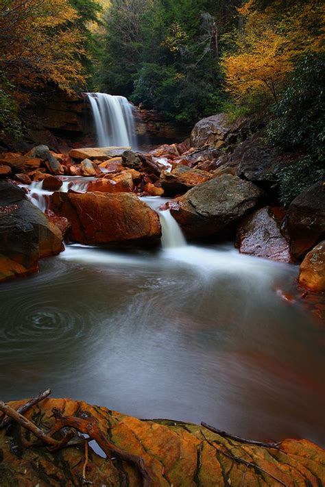 50 Photos of Blackwater Falls State Park in West Virginia