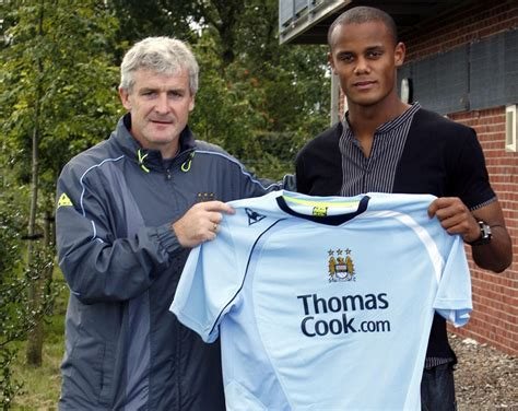 Vincent Kompany: The Man Who Was There From The Beginning