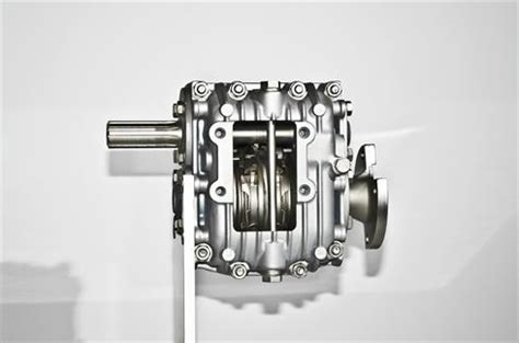ZF has improved pump production with an Equator gauging