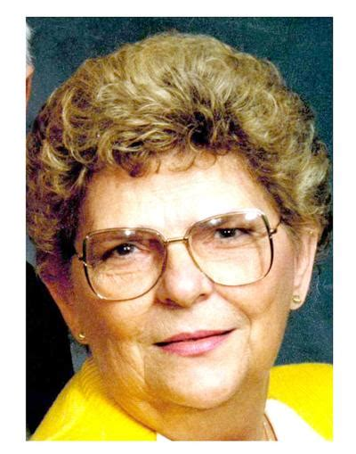Berger, Mary Louise   Obituaries   journalnow