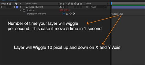 The Top Wiggle Expressions In After Effects
