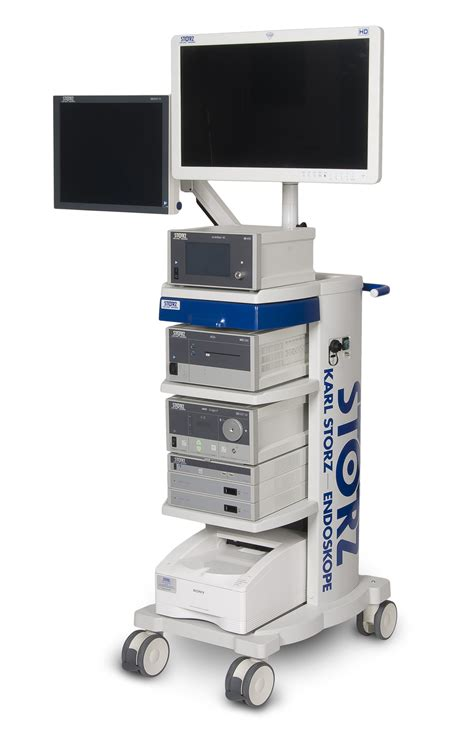 St George's KPA donates a new Laparoscopic Stack to the
