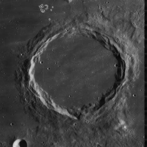 Archimedes (crater) - Wikipedia