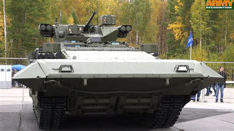 T-15 BMP Armata armoured infantry fighting vehicle
