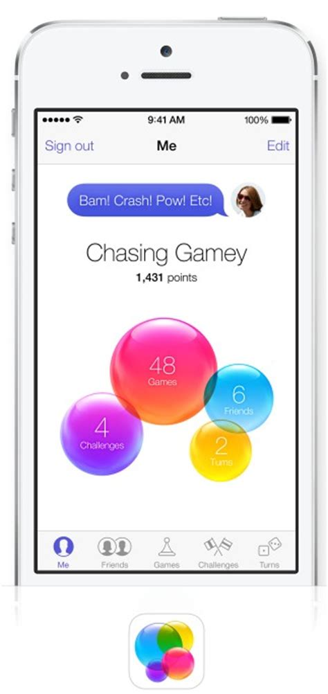 A gallery of all the redesigned apps in iOS 7