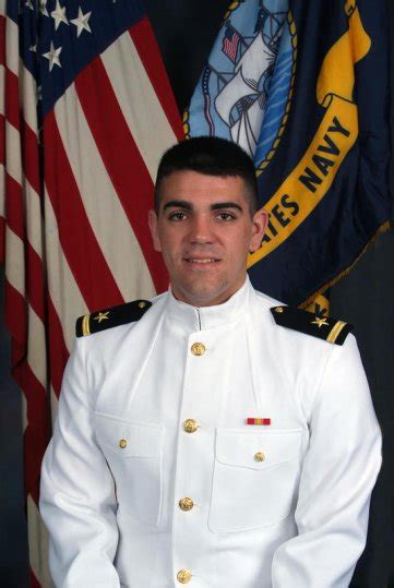 Plainfield native commissioned as an ensign in the U