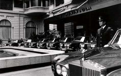 ROLLS-ROYCE SILVER SHADOW I CARS FOR THE PENINSULA HOTEL