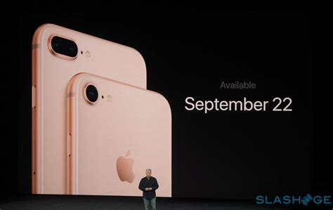 iPhone 8 release date and pricing details [UPDATE] - SlashGear