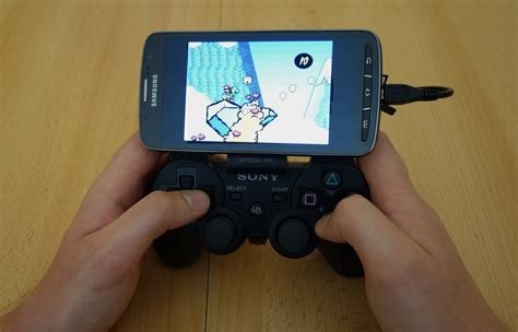 Anleitung: Android-Spiele mit Playstation 3-Controller