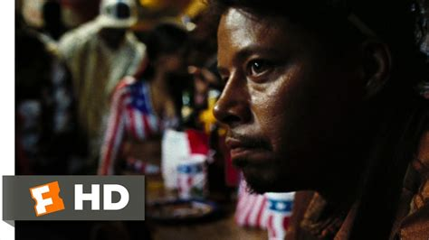 Hustle & Flow (7/9) Movie CLIP - Standing Up To Skinny