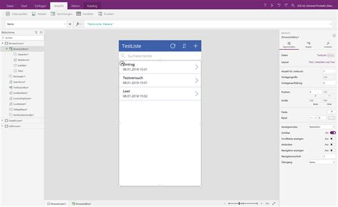 PowerApps: Mobile Apps selber entwickeln