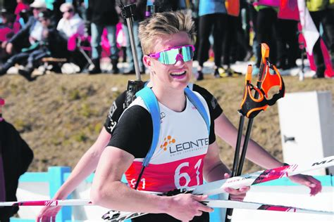 Wädenswiler Biathlet an den Youth Olympic Games in