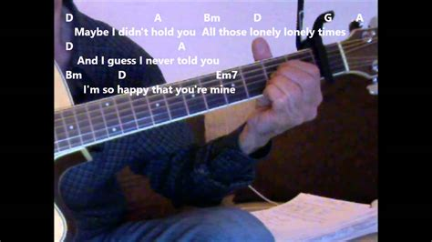 Always On My Mind 'By Willie Nelson' Practice video with