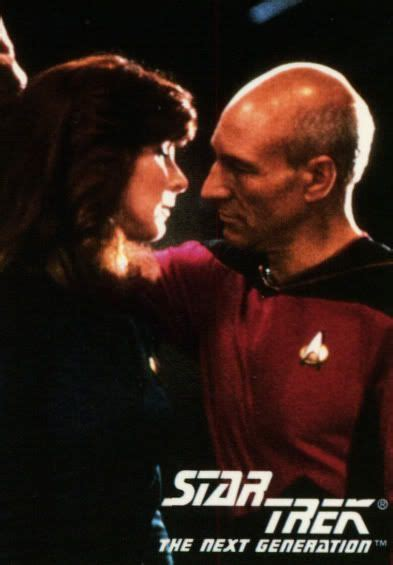picard and hsi girl | Star trek, Jean luc picard, Science