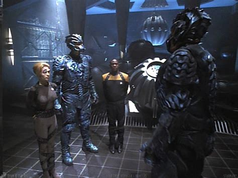 Star Trek Voyager and Thematic Continuity