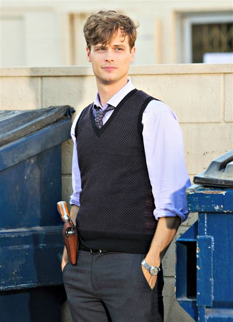 On a Date With Criminal Minds' Matthew Gray Gubler: We