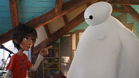 Why Big Hero 6 is Disney's most lovable creation in years