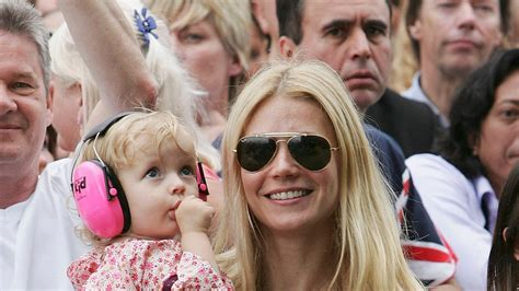 Gwyneth Paltrow's Daughter Apple Really Hit the Genetic