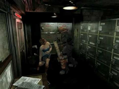 Game Over: Resident Evil 3 - Nemesis (Death Animations