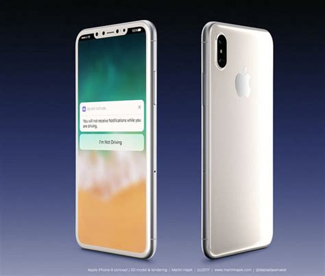 iPhone 8 - Apple fans get another look at new smartphone