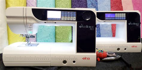 elna - eXcellence 730 and eXcellence 760 | SEW-MINI Things