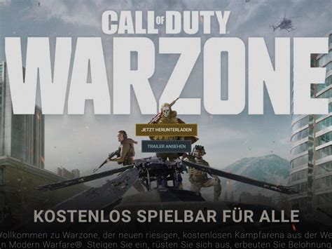 Warzone - absolut bester Battle Royale & MMO Shooter 2020