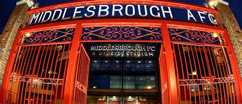 Boro's Grounds | Middlesbrough FC