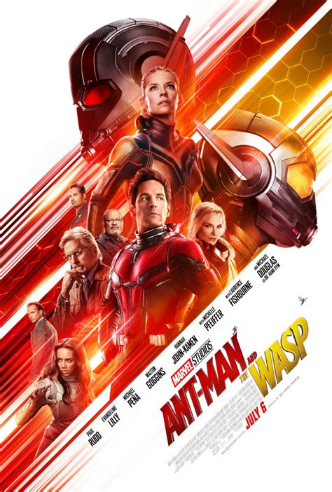 Marvel's Ant-Man and the Wasp Gets A New Movie Trailer and