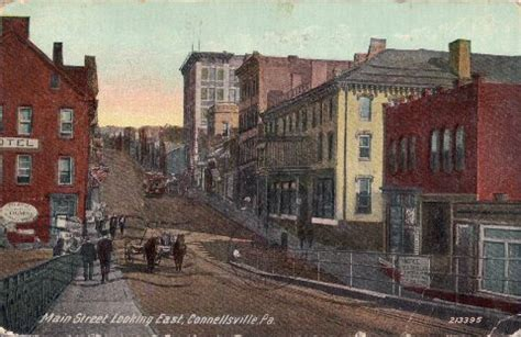 CONNELLSVILLE AREA HISTORICAL SOCIETY - About Us