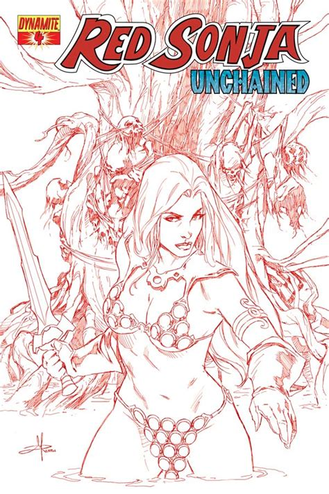 Dynamite® Red Sonja: Unchained #4 (Of 4)